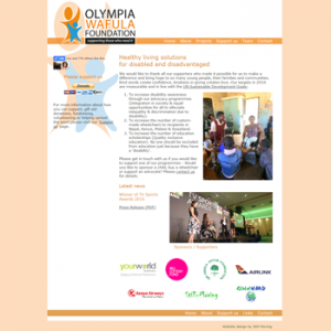 Olympia-Wafula Foundation